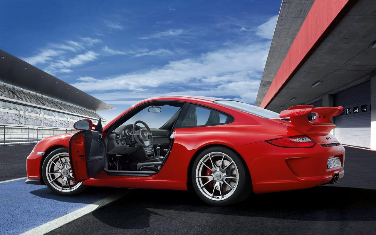 Новый Porsche 911 GT3 станет мощнее …